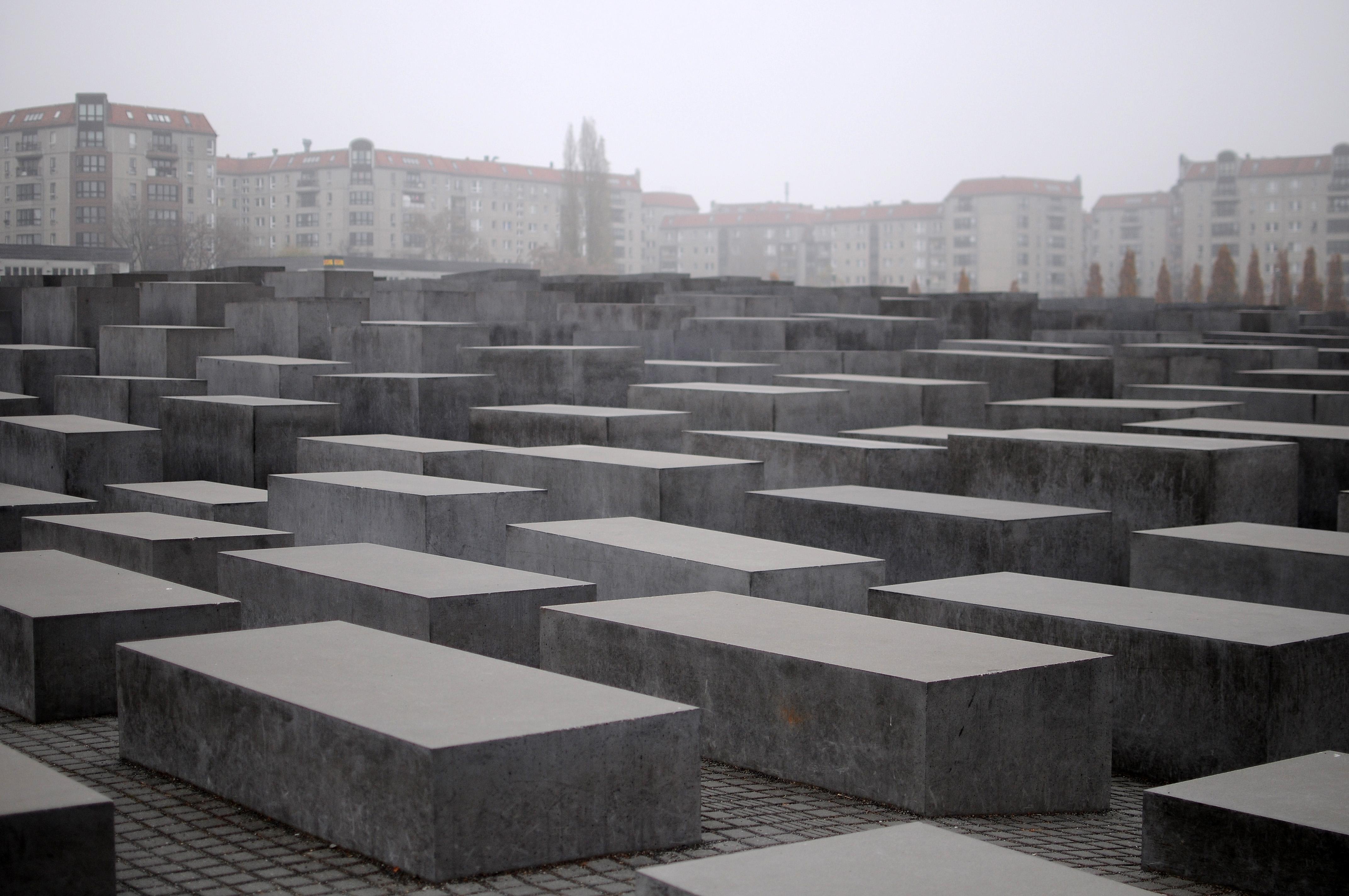 Monumento a los judíos de Europa asesinados. Berlín, Alemania / Foto de Álvaro Minguito ®