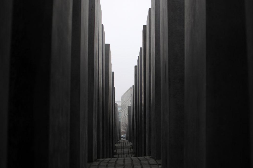 Monumento a los judíos de Europa asesinados / Fotografías de Álvaro Minguito ®